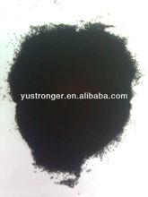 carbon black calorific value