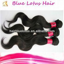 Make you confident, virgin Brazilian body wave hair extensions