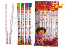 Dora Design Long Twist Marshmallow