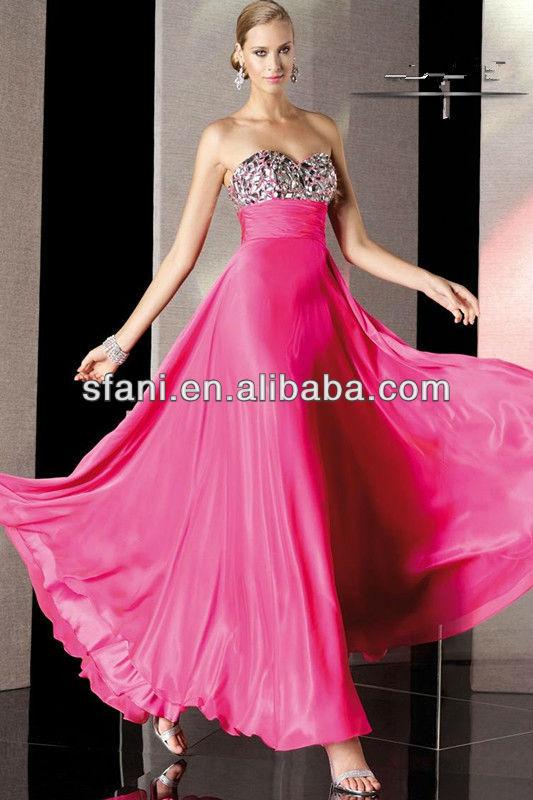 yeni varış kırmızı Beading Elie Saab elbise satılık 2013 yeni model ünlü abiye