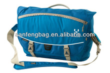 Courier style bag complete with padded laptop sleeve