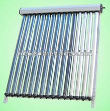 New Design Flat Panel Solar Heating