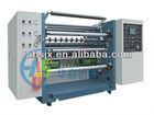 WFQ-1100B PLC control 3 vector motor high speed slitting and rewinder machine
