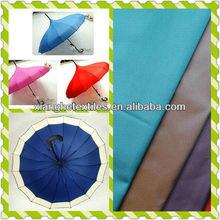 PU coated parachute fabric