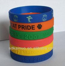 custom colorful friendship bracelets