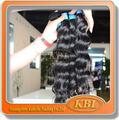 2014 caliente venta brasileña del pelo humano mojado y ondulado de la armadura