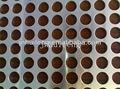 6000 serie locher aluminium platte