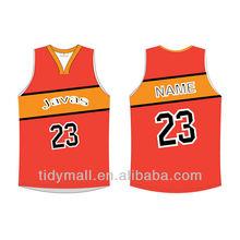 Big size Custom Basketball Uniform