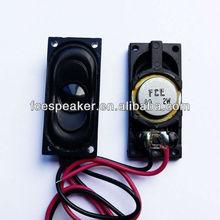 1635 2W 8ohm portable laptop mini speaker
