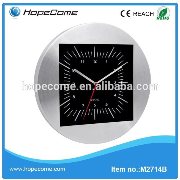( m2714b) 14 pollici meccanico meccanismo orologio da parete per la decorazione