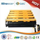 Remanufactured color toner cartridges for HP CF210A CF210X CF211A CF212A CF213A