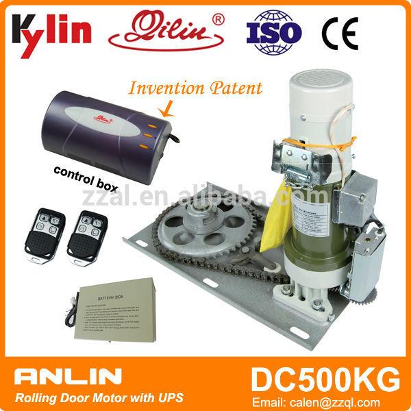 Axial-driver Garage Door Motor (600N/800N/1000N) for sectional and overhead garage door