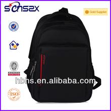 "15"" padding laptop backpack with big pocket"