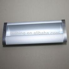 Hot sale Concealed Aluminium alloy+Zinc alloy drawer handle