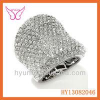 2013Hot Sale Diamond Rings Wholesale||Alloy Diamond Rings Wholesale||Diamond Rings Wholesale New Designer