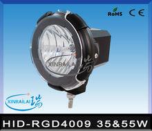 35W&55W RGD4009 HID working Lamp H3 bulb