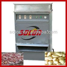automatic dry garlic peeling machine/garlic peeler