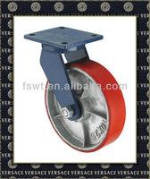 Hardware Super Heavy Duty Iron-Core Polyurethane Castors