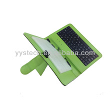 7 tablet Case with keyboard for Android Tablet,Blue Color Case with Keyboard