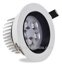 Newest style and High quality 5X1W LED down light with ce&rohs