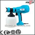 350w/2.6a js910fe pintura máquinas de mezcla de pintura en aerosol de armas de fuego