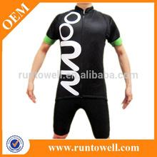 Runtowell Customized coolmax Summer cycling clothing/cycling clothes/custom cycling clothing