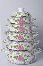 Enamel Pot/Enamel casserole/Enamel Cookware