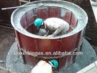 PUXIN biogas fermenter for organic waste treatment