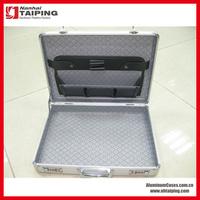 OEM customized aluminum metal suitcase