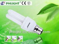 China electronic factory 20W 2U CFL Fluorescent Energy Saving Light Bulb