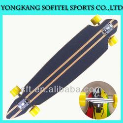 4295 hill 7 ply canadian maple skateboard longboard skateboard