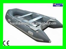 14.1ft 4.3m 9 persons pvc materials aluminum floor inflatable boat