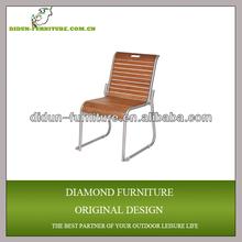 Outdoor furniture - Teak wood Cam garden side chair