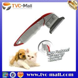 Dog Cat Pet Shedding Grooming Tool Brush Comb