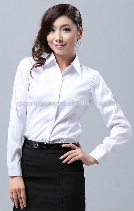 Amazing CornerStone Shirts Womens Light White Dress Shirt CS25WHT