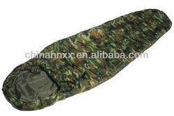 military woodland camouflage sleeping bags