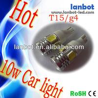 High power car led bulbs 10w g4 led 12v 20w