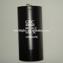 HOT SALE!!!450V 10000uf aluminum electrolytic capacitor