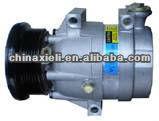 7V16 automotive air conditioning compressor for CHEVROLET IMPALA, LUMINA, MONTE CARLO; OLDSMOBILE CUTLASS; PONTIAC GRANT PRIX; B