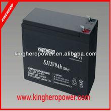 12V10AH lead acid batteries for Emergency systems