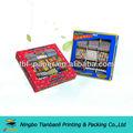 9 rotolo adesivo di cartain scatola di colore