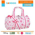 Tote women trolley bag, custom cute travel duffle bag