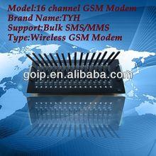 q2403 module sms internet 16 usb/rs232 gsm modem for bulk sms sending edge 800