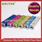 SINOTEK best quality 0% Defective 2600MAH portable battery charger