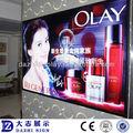 guangdong direkter hersteller 2013 verkaufsfähigen double face kristallglas licht in der box