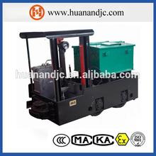 2.5ton narrow gauge battery locomotive for mining