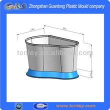large round Acrylic aquarium manufacture