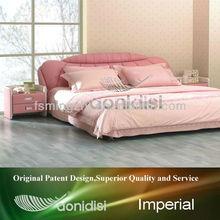 korean bedroom furniture girl's bed 1037