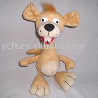 plush and stuffed toy animal,plush dog -09165