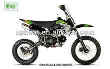 upbeat motorcycle 125cc dirt bike DB125-KLX BIG WHEEL